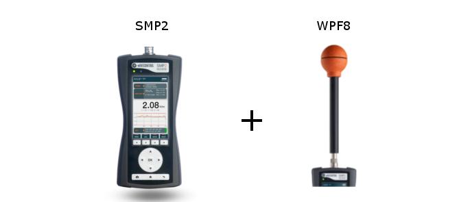 Wavecontrol SMP2 emr cihazı ve WPF8 probe ile BTK'dan ölçüm yetki belgesi alınır