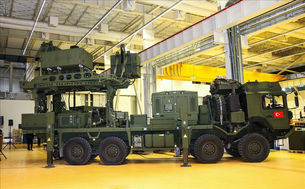 Askeri radar sistemleri ve elektromanyetik radyasyon ölçümü sistemleri